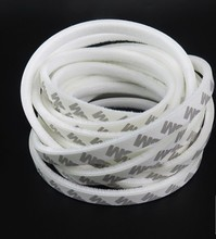10meters Self Adhesive Felt Draught Excluder Wool Pile Weatherstrip Sliding Door Window Brush Seal Strip 9mm x 15mm