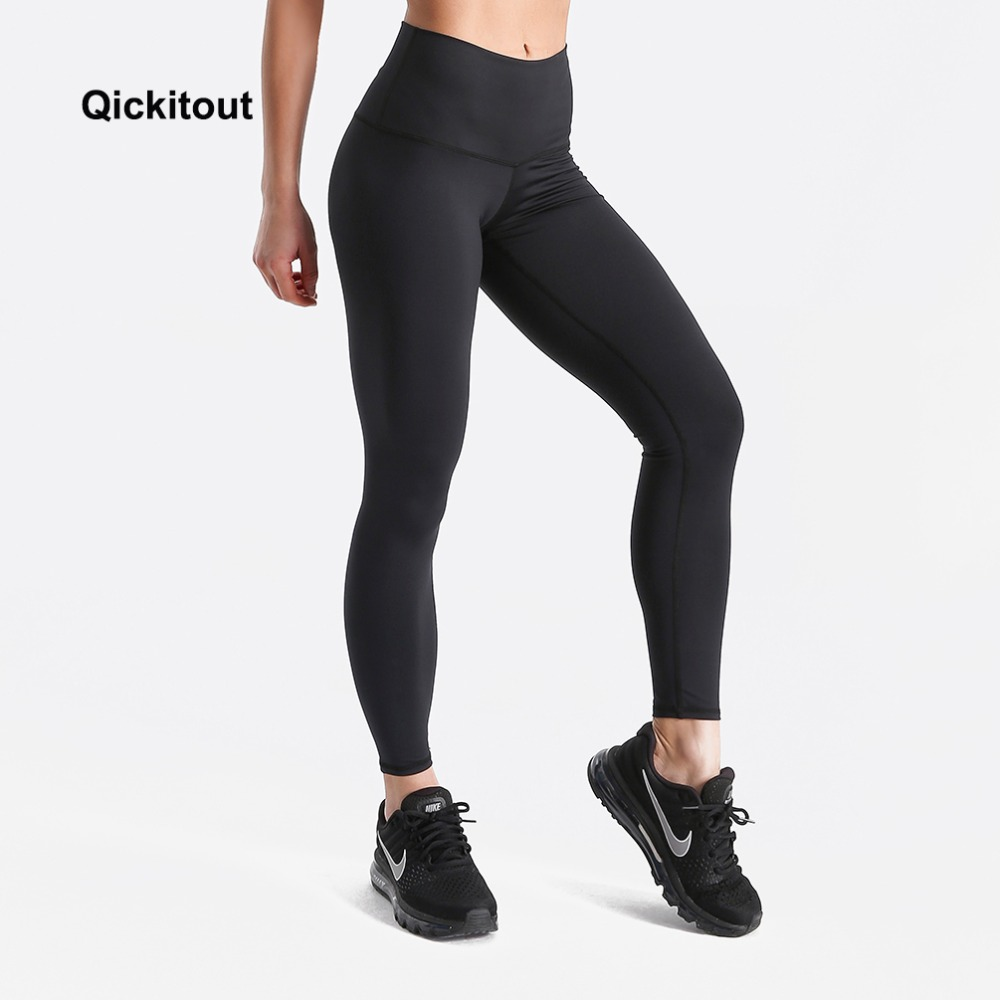 2018 Fashion Women Pants Summer Women   Leggings   Skinny Sexy Solid Fitness   Leggings   High Waist   Leggings   Workout Pants