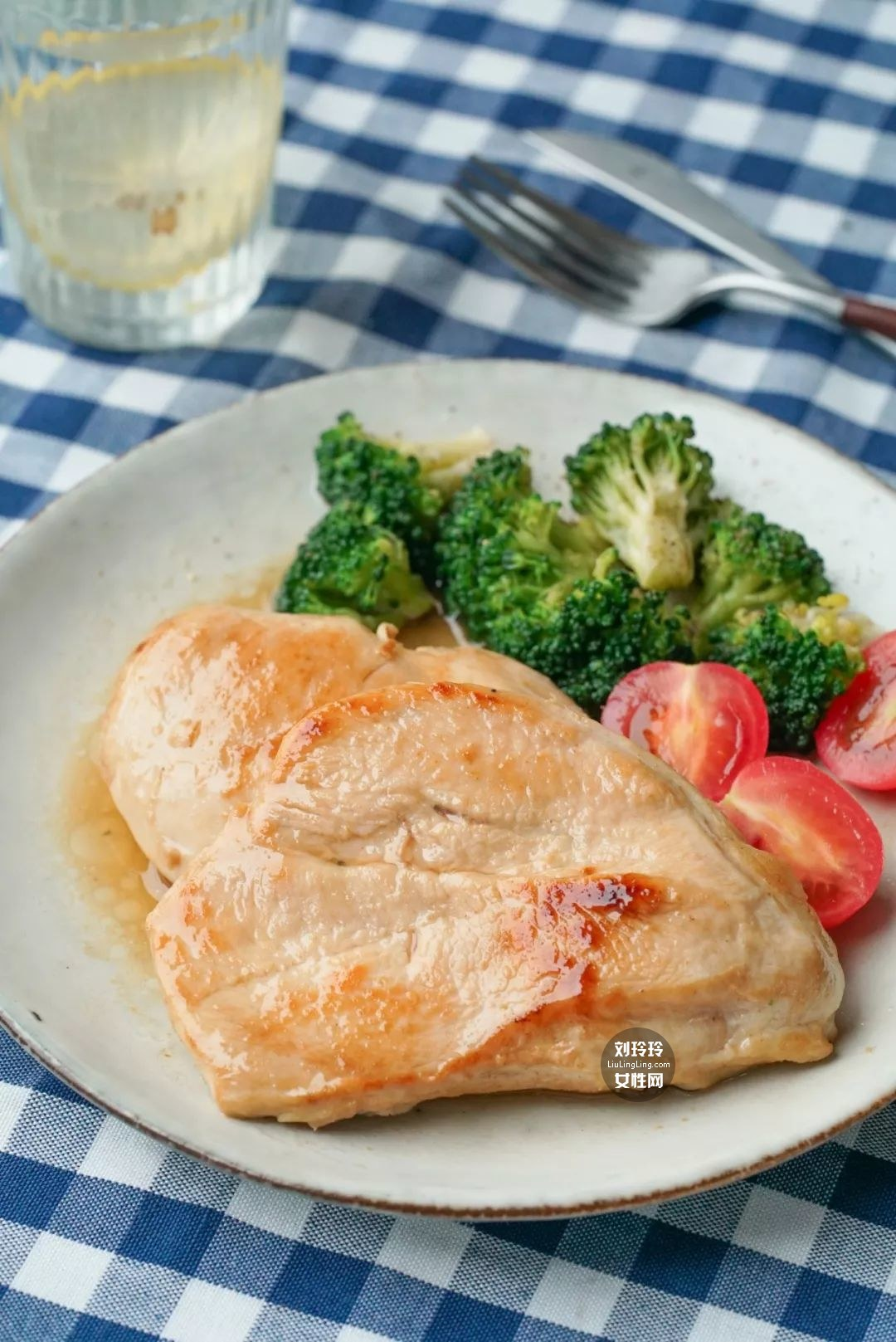 鸡胸肉的家常做法大全 好吃又不发胖4
