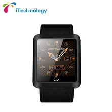 2015 neue U10L Bluetooth Smart Uhr U Smartwatch Sync Anruf SMS für Samsung HTC IOS Android Smartphones