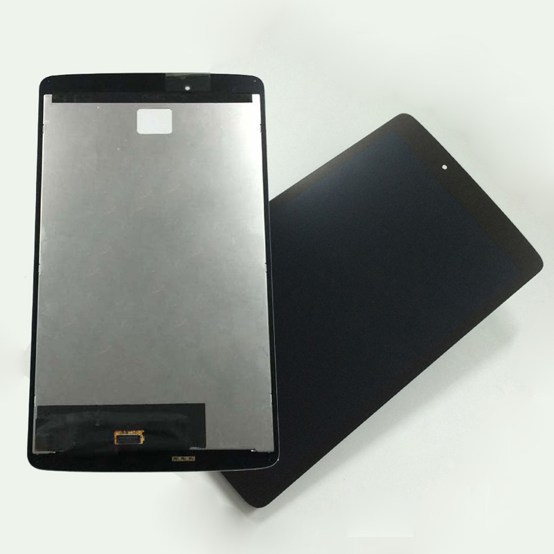 For LG G Pad 8.0 V480 V490 Tablet Touch Screen Digitizer Panel Sensor Glass Lens + LCD Display Screen Panel Monitor Assembly for asus memo pad 7 me70c full lcd display screen panel monitor touch screen digitizer glass sensor assembly free shipping