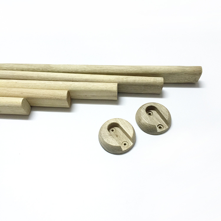 Hanging Clothes Rod Manufacturers Camphor Wood Clothes Rail Clothes Rod  Closet Hanging Bars Wood Wooden Clothes Rod Wholesale In Figurines U0026  Miniatures From ...
