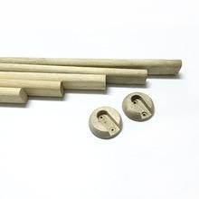Вешалками стержень производителей камфары древесины вешалка для одежды одежда стержень гардероб висит баров, деревянные одежду стержень оптовая