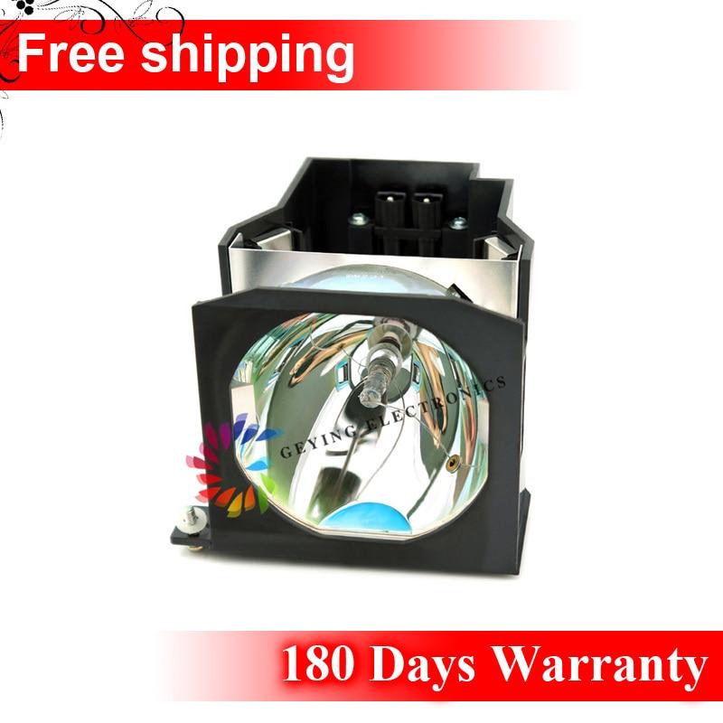Free Shipping ET-LAD7700 / NSH300W  Original Projector Lamp For Pana sonic PT-D7700 / PT-D7700L / PT-D7700U free shipping hs220w original projector lamp et lab80 for pt lb80 pt lb80nt pt lb80ntu pt lb80u