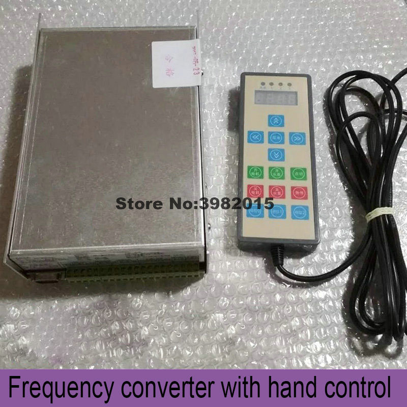 WEDM Inverter Wire Cutting special frequency converter with hand control spark machine inverter