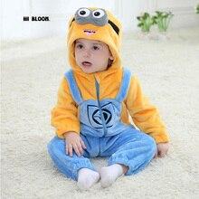 Soft Infant Hooded Jumpsuit Sets