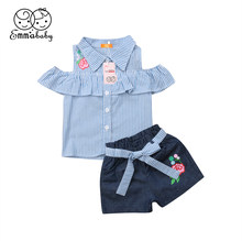 9895a7e7cfbc Compare Prices on Girls Short Denim Pants- Online Shopping Buy Low ...