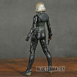 Image 4 - Marvel Avengers Infinity War Black Widow Shf Pvc Action Figure Collectible Model Kinderen Speelgoed Pop