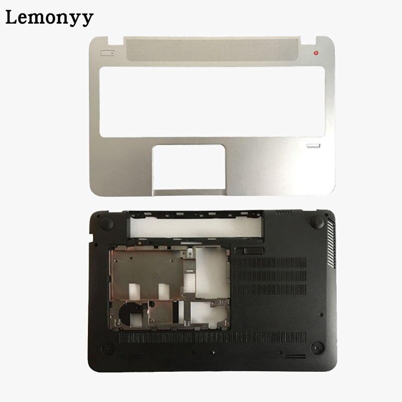 цены на Laptop cover for HP for Envy 15-J 15-J000 15-J100 Bottom Case Cover/95% new Palmrest Upper cover 720534-001 6070B0660802