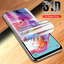 Hydrogel Film For Samsung Galaxy J3 J5 J7 2017 31D Screen Protector A50 A30 A20 A70 A10 M10 M20 M30 S8 Soft Full Cover