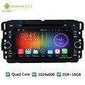 Android 5.1.1 HD 1024*600 Четырехъядерных Процессоров 16 ГБ Автомобильный DVD Плеер с СЕНСОРНЫМ навигационная Система Стерео Радио Для Hummer H2 2008 2009 2010 2011