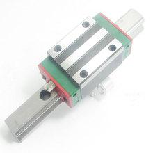 HGR20linear guide largeur 20mm longueur 2200mm1200mm300mm avec HGH25CA linéaire motion glissière pour cnc xyz axe