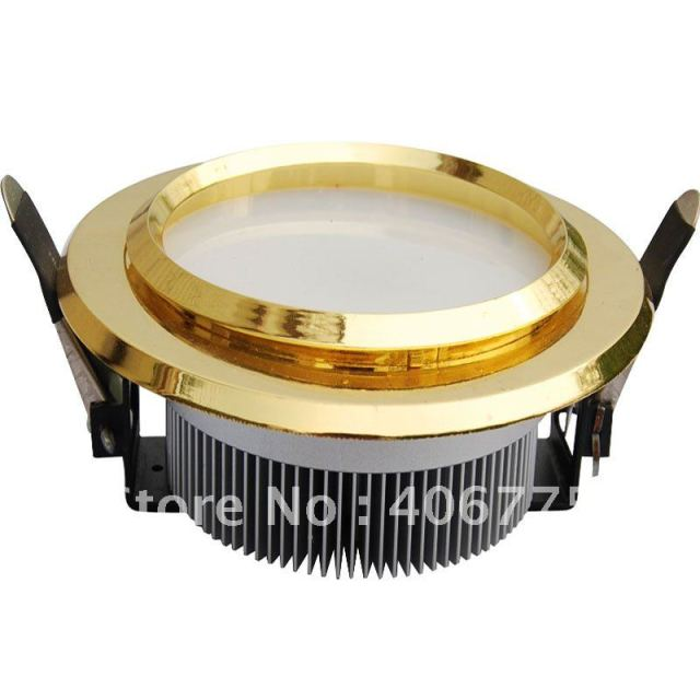NEW  9W LED downlight,led aluminium lighting