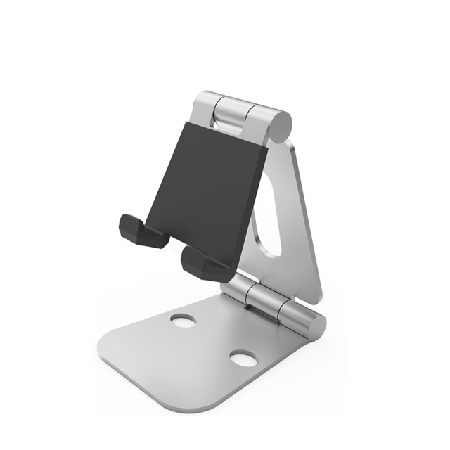 Adjustable Metal Desktop Phone Stand