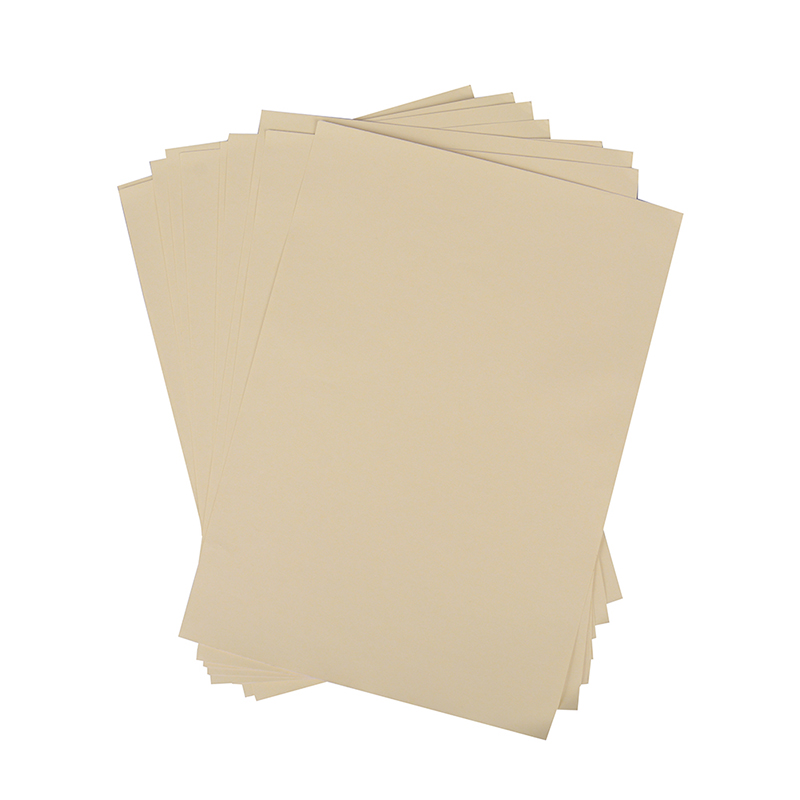 10pcs/set A4 matt printable white self adhesive sticker paper Iink for office 210mmx297mm 4