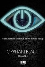 Orphan Black – Adventure Science Fiction Canada TV Show 50*70cm Poster