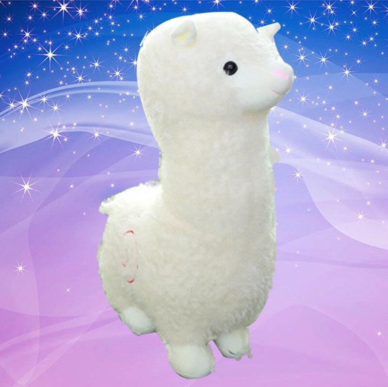 35 Cm Bella Cartoon Alpaca Peluche Bambola Tessuto Del Giocattolo Pecore Morbido Peluche Plush Llama Yamma Giocattoli Per Il Regalo Dei Bambini Dbp472 Sconto Online