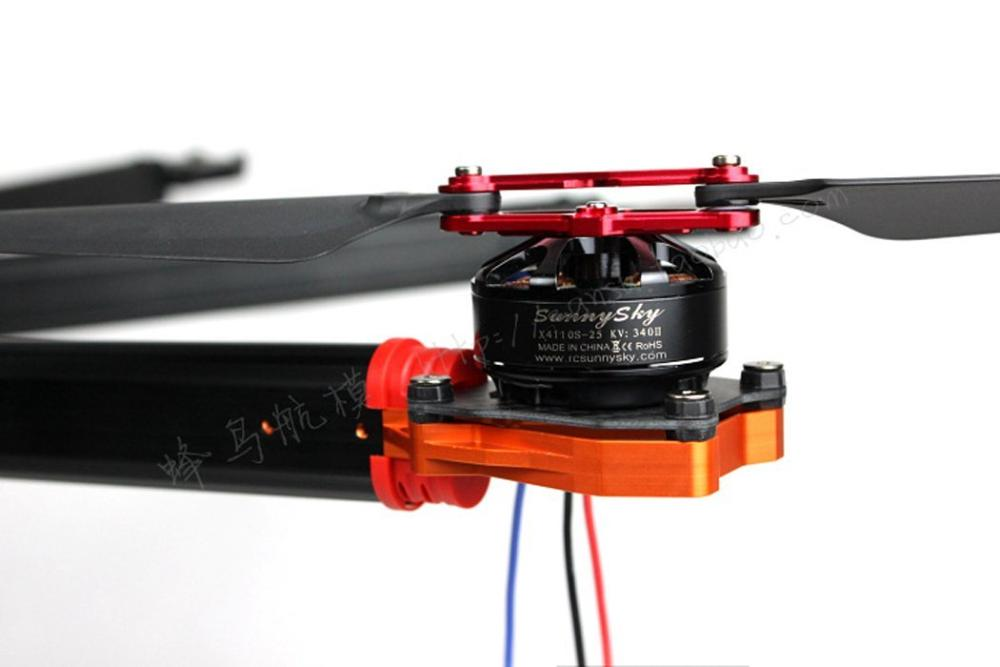 F11270 Tarot X8 TL8X000 8 axle Octocopter Umbrella Type
