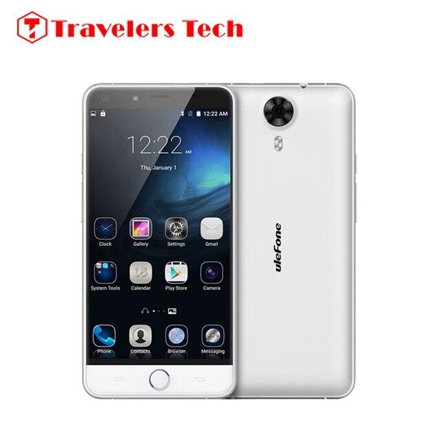 Original Ulefone Be Touch 3 4G LTE 5.5 Inch FHD Screen Android Smartphone 64Bit Octa Core 3GB RAM 16GB ROM 2550mAh Battery PK 2