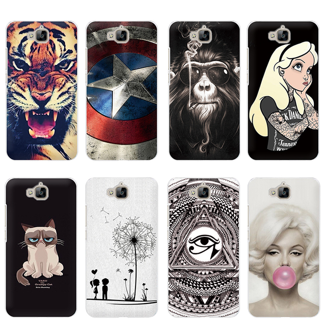 coque pour huawei y6 2016