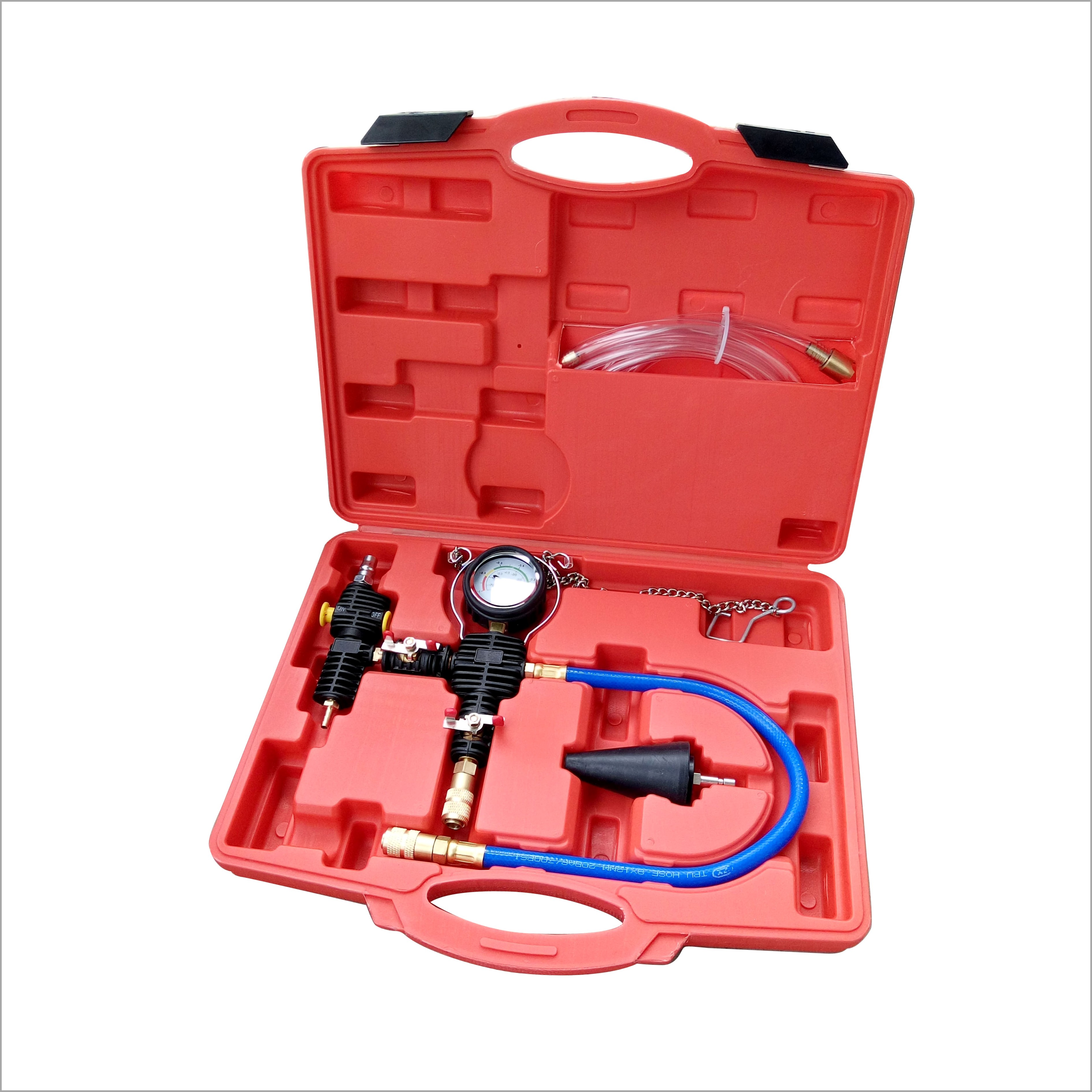 ФОТО Cooling System Vacuum Purge And Refill Car Van For Radiator Kit