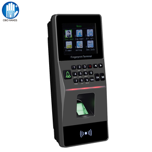 Image 5 - RFID בקרת גישה לוח מקשים TCP/IP USB טביעות אצבע ביומטרי קורא בקר מערכת תוכנת תמיכה זמן נוכחות + 10 מפתחות