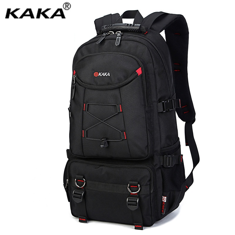B42 New Arrive Brand Large Capacity Travel Backpack Bag Shoulder Bag Men Mountaineering Oxford Lockable Waterproof Weekend Bags 36l women gym bag new style men fitness backpack waterproof oxford outdoor mountaineering bag large capacity travel sport bag