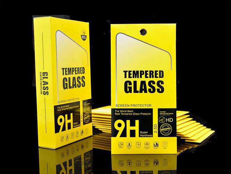 1000 PCS Mix Models 0.3M 9H Tempered Glass Screen Protector with Retail Package For iPhone SAMSUNG LG HUAWEI-in Phone Screen Protectors from Cellphones & Telecommunications    1