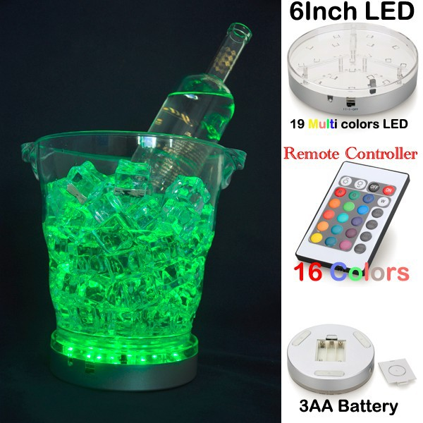 Ice Bucket Light Green Color