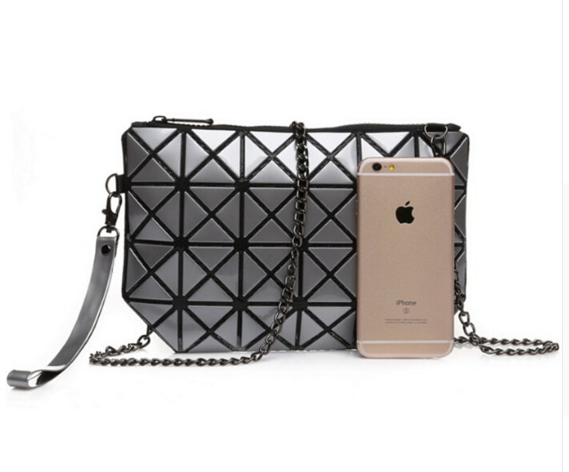 Women s Fashion Folding Handbags Women s Geometric Plaid Go Casual Handbags Shoulder Shoulder Bags Shoulder Bag Bolso