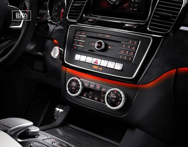 US $75 0 |2pcs Audio Speaker Knob Trim For Mercedes Benz C Class W204 Car  Accessories on Aliexpress com | Alibaba Group