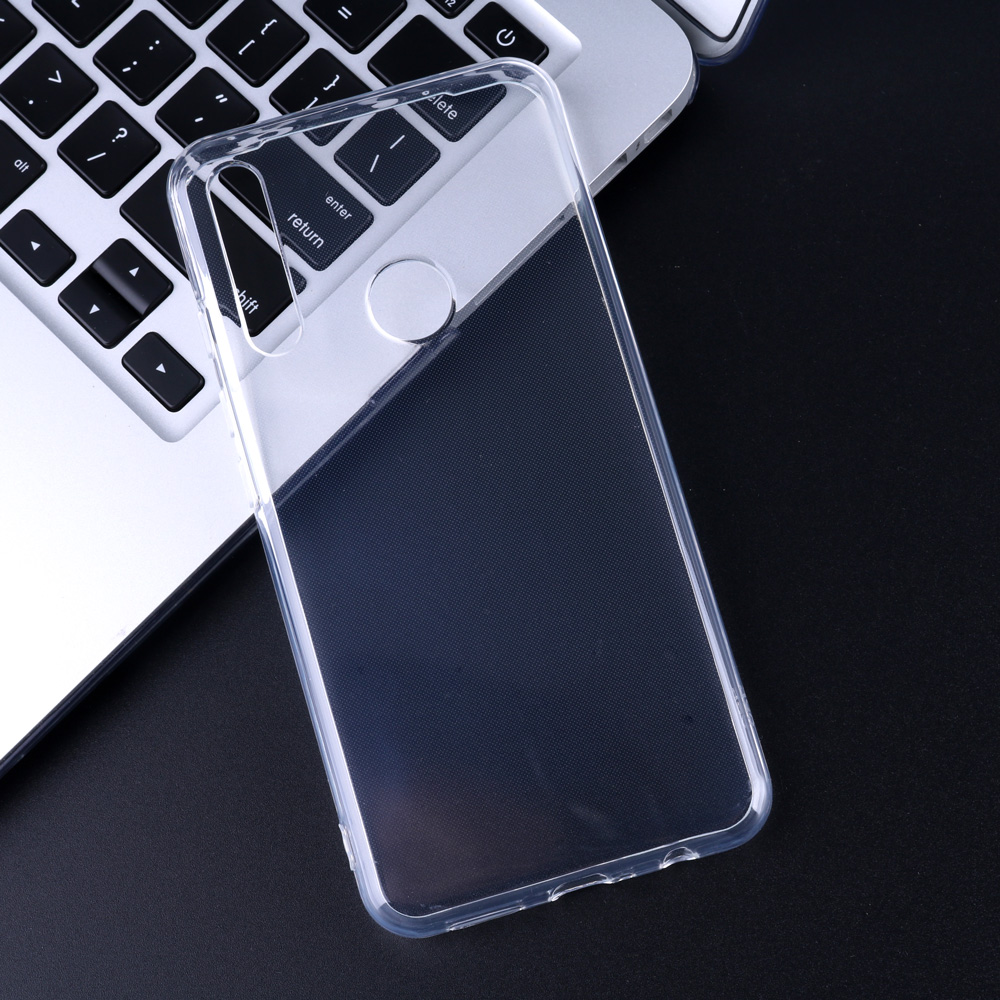 For UMIDIGI A5 Pro Case Clear Transparent Fit Casing TPU Silicone Soft Plain Anti-knock For UMI A5 Pro Back Phone Cover Case