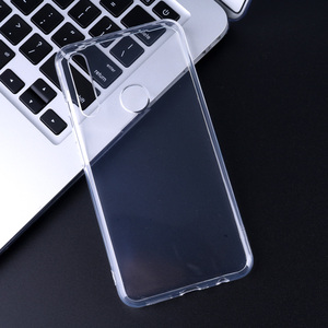 Soft Clear Cover For Doogee N20 Y9 Plus Case Clear Transparent Fit Casing TPU Silicone Soft Plain for Doogee Y9 Plus Phone Case(China)