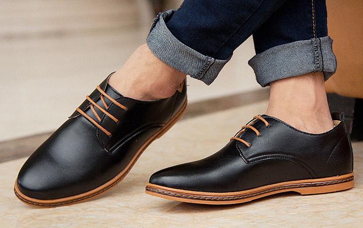 Aliexpress.com : Buy 2015 New Spring Anutum Men Shoes,British ...