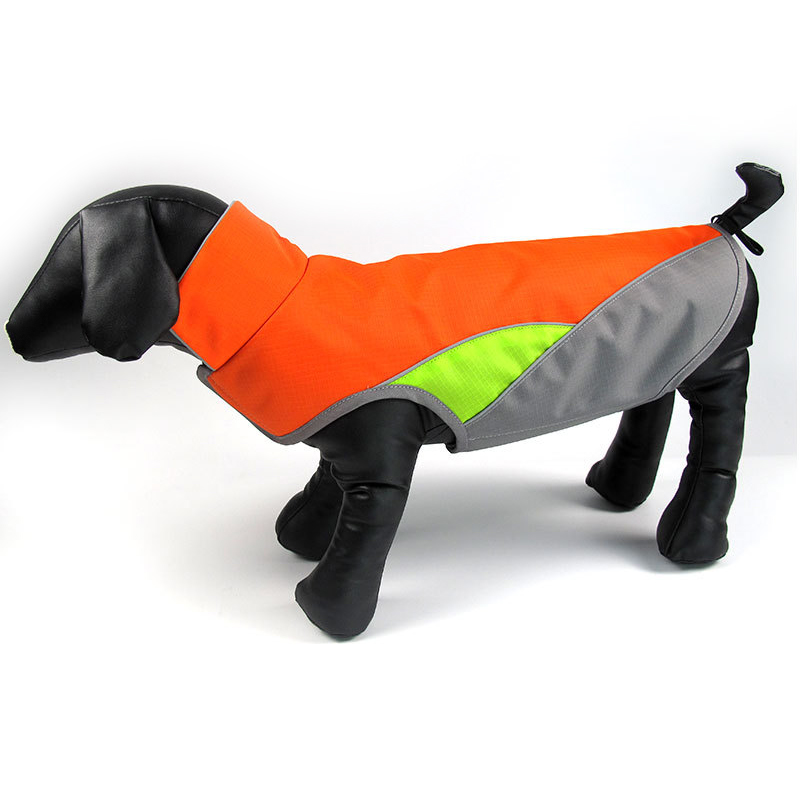 Winter <font><b>Dog</b></font> Clothes Waterproof <font><b>Dog</b></font> Coat Jacket Warm Dachshund French Bulldog Jacket for Small Medium Large <font><b>Dogs</b></font> <font><b>Pet</b></font> <font><b>Clothing</b></font> 5S1 image