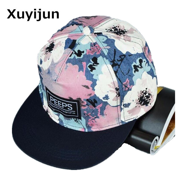 men women s Fitted hats Zombie vampire patterned snapback aseball cap  hip-hop Harajuku fluorescence Korean Adjustable tidal flat 24b07f75a68