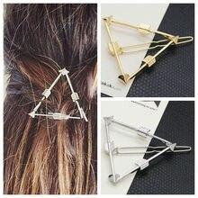 Hair Arrow Accessories Silver