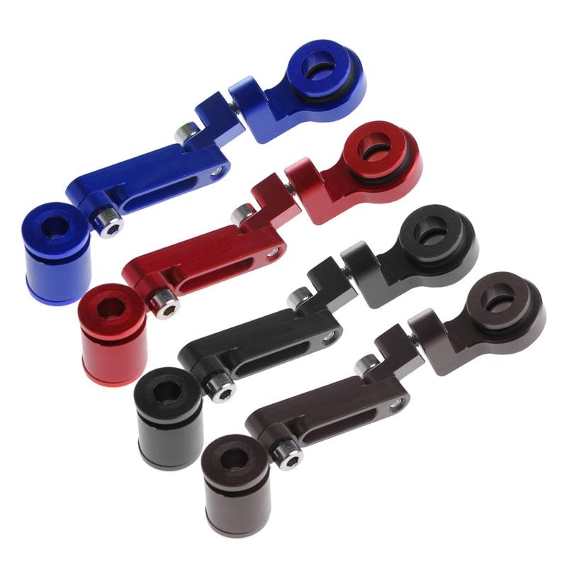 Universal Motorcycle Stent Bracket For CNC Brake Clutch Master Cylinder Fluid Reservoir