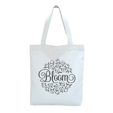 Canvas Tote Bag Personalized Gifts Coffee Darling Print Travel Students Shoulder Bags Eco Reusable Fashion HandBag