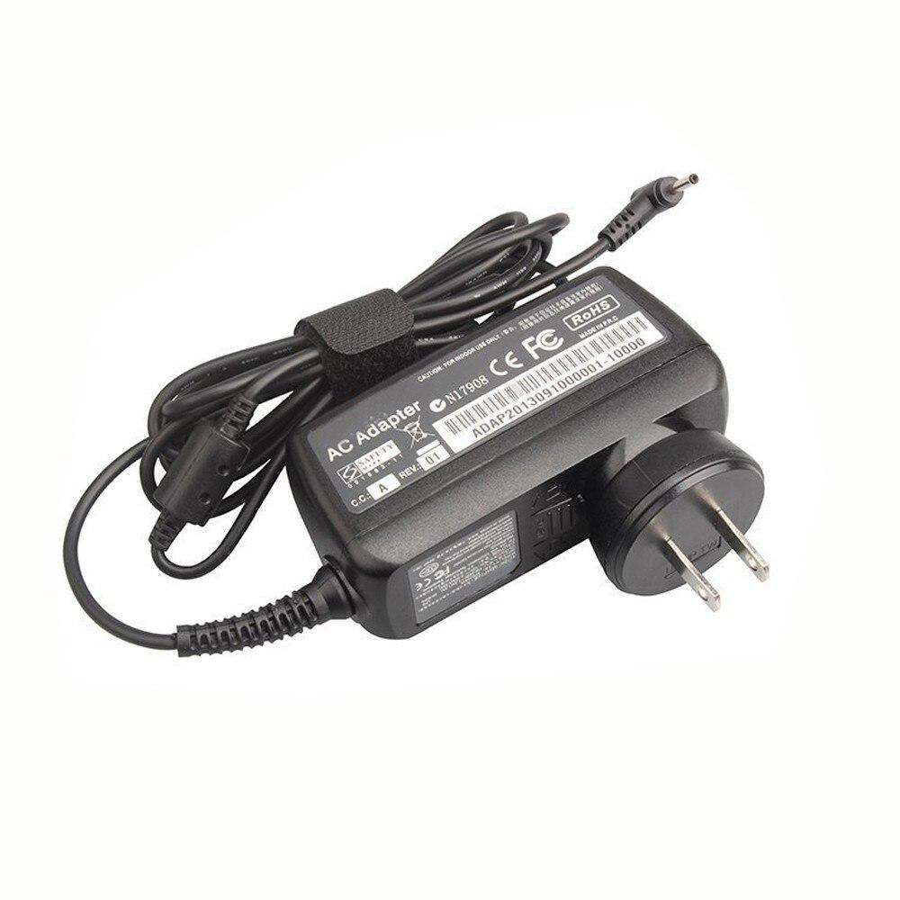 ORIGINALE Caricabatterie Samsung Chromebook A12-040N1A Adattatore AC AD-4012NHF 12V