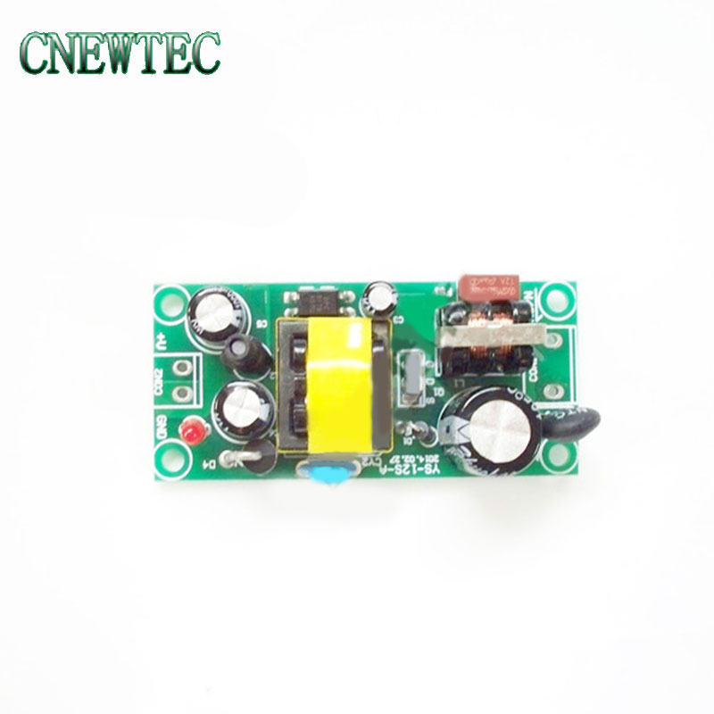 US $4 73 5% OFF|1pcs AC DC 85~265V to 5V Switching Power 5V 2A 10W Isolated  Switching Power Supply Module Buck Converter-in Integrated Circuits from