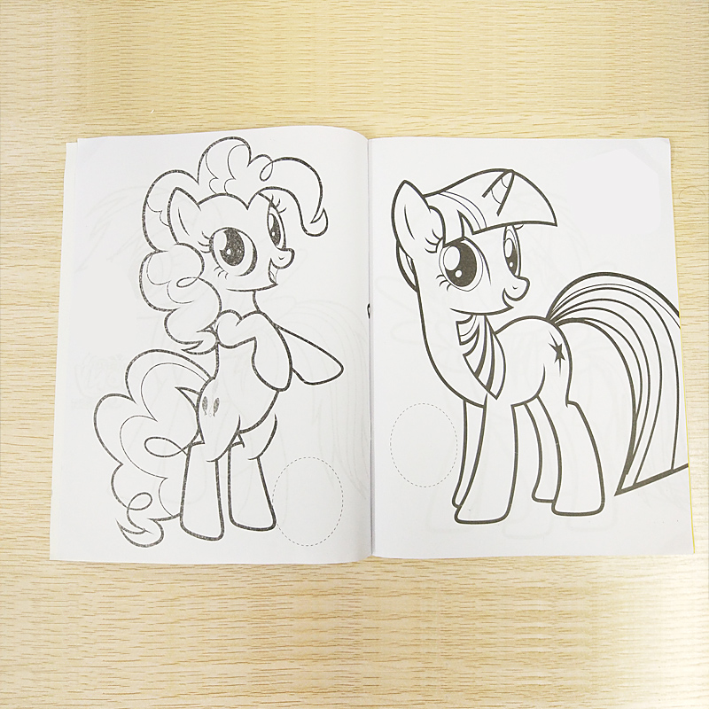 Pony Sketch Art Korea