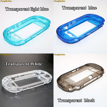 30PCS 5 colors Transparent Hard case protective For Sony PS Vita PSV 1000 Crystal Clear Protect Hard Guard Shell Cover Skin Case цена