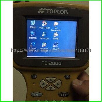LCD SCREEEN TOUCH PANEL (DIGITIZER )Topcon FC-2000 FC 2000 FC-250 FC 250 FC-2500 FC 2500 RTK LCD PANEL фото
