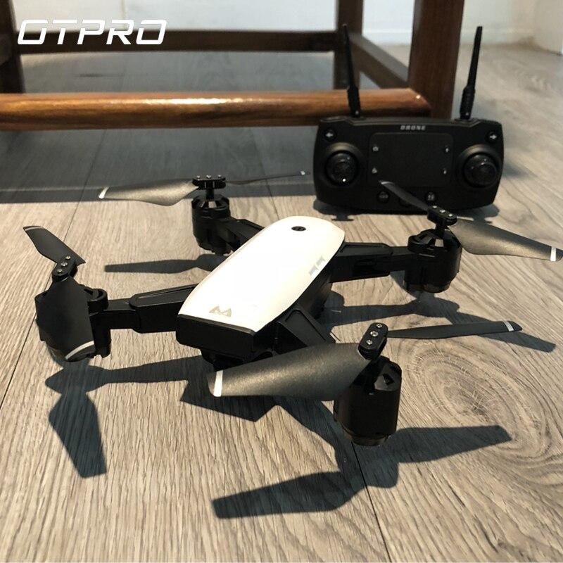 Drone OTPRO s20 FPV avec caméra WiFi grand angle 720 P 1080 P pliable RC Mini hélicoptère quadrirotor VS XS809HW E58 X12 M69 Dron