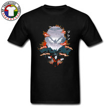 Ultra Jiren Super Dragon Ball Z Anime t-shirty śmieszne normalne Z czystej bawełny Z okrągłym kołnierzykiem koszulki męskie letnie ubrania(China)