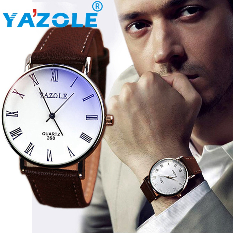 YAZOLE Wrist Watch Men 2017 Top Brand Luxury Famous Wristwatch Male Clock Quartz Watch Quartz Watch Relogio Masculino #A97 yazole 2017 new men s watches top brand watch men luxury famous male clock sports quartz watch relogio masculino wristwatch