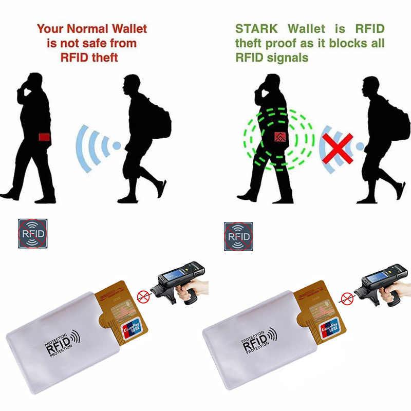 Kudian urso magro carteira de couro masculina marca mágica designer titular do cartão carteira coreano bilfold grampos para dinheiro bid224 pm49