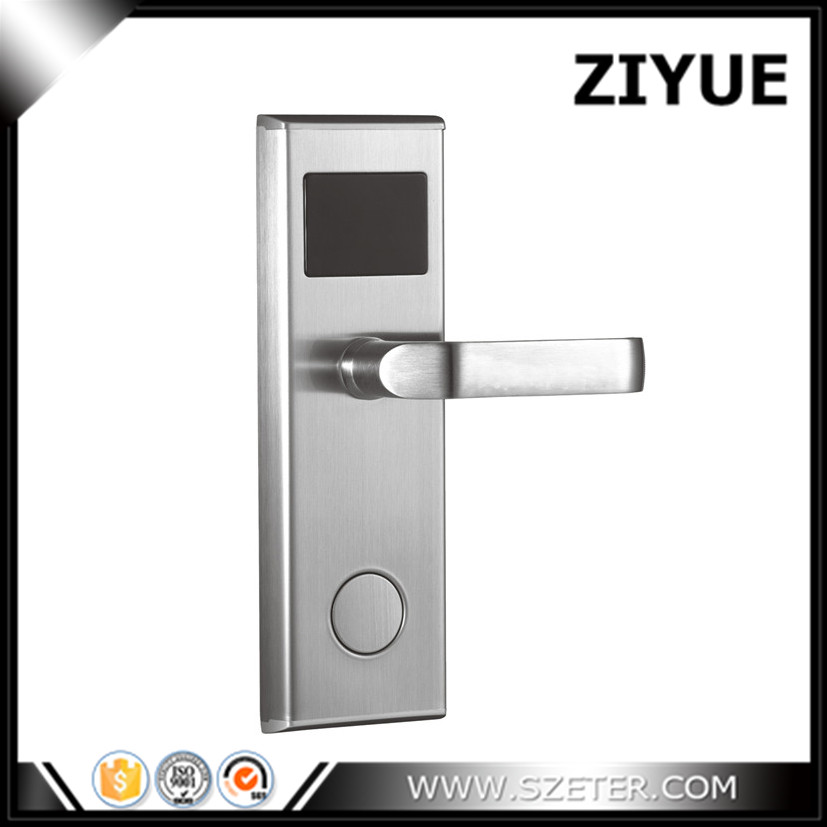 Discount Digital Electric RF Control Hotel Door Lock Intelligent Lock System Support ET100RFG intelligent rf card lock system for hotel electric lock