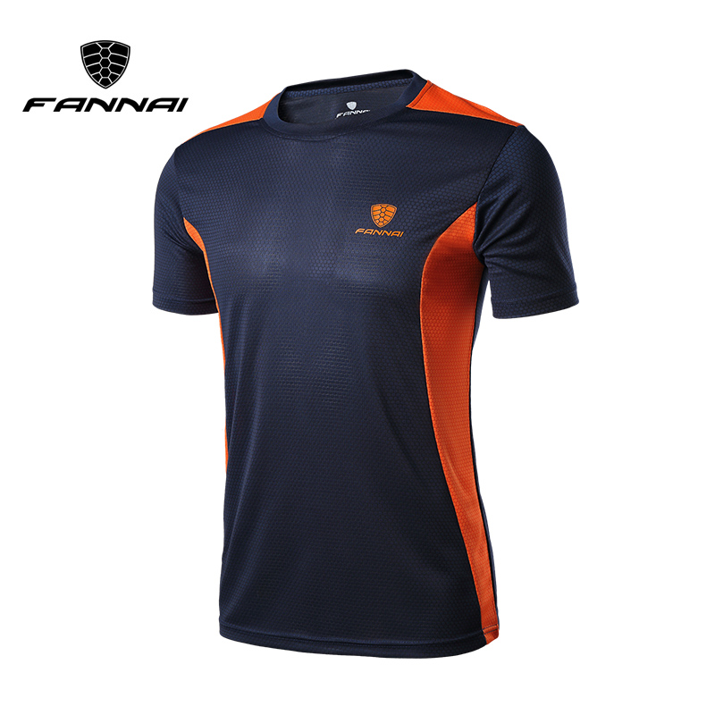 Mens Compression Short Sleeve T-Shirt Gym Sport Fitness Jersey Tops Tee Cool dry